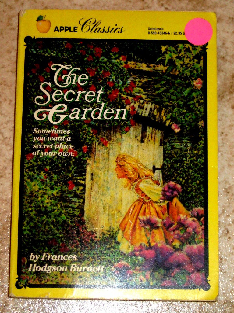Secret Garden: List Of Recommended Chapter Books For Children