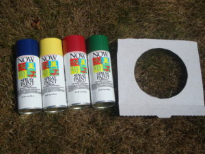 DIY: Outdoor Lawn Twister