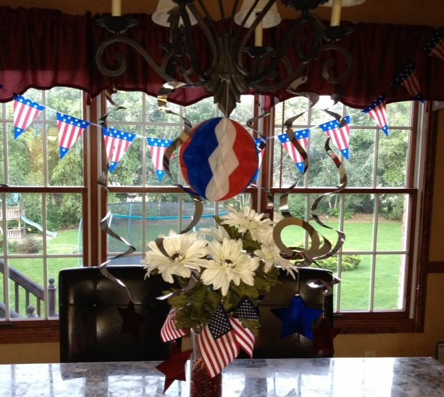 4th july table