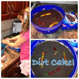 Dirt Cake 101
