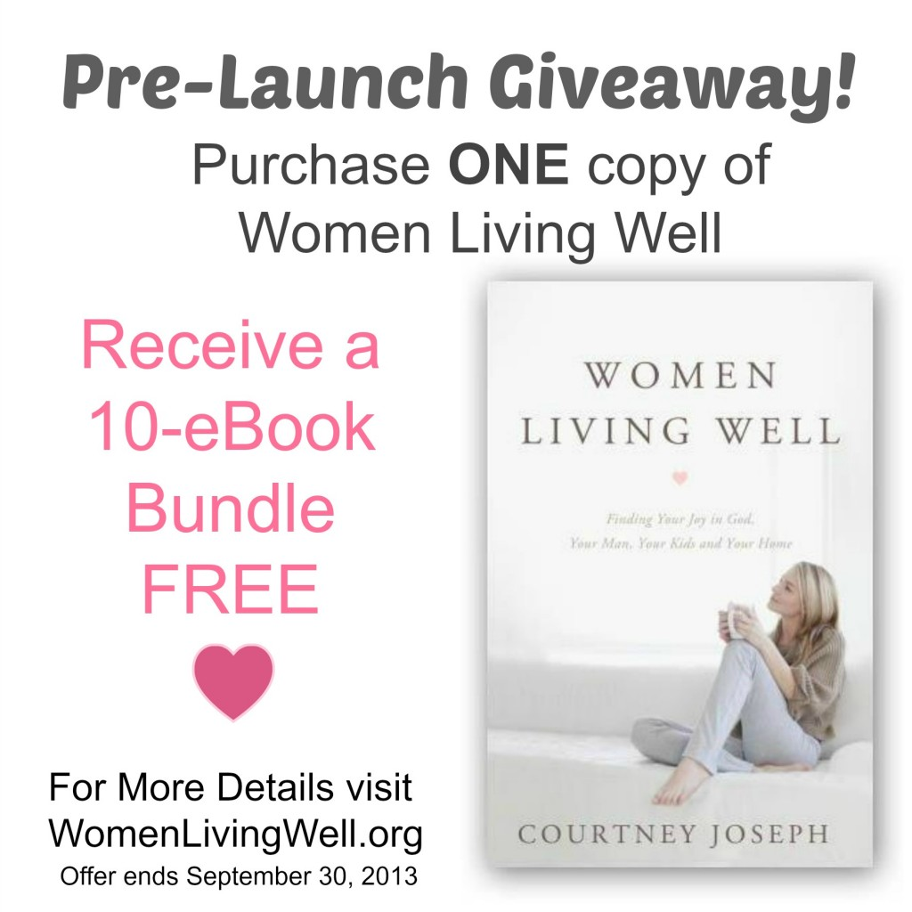 Pre-Launch Giveaway