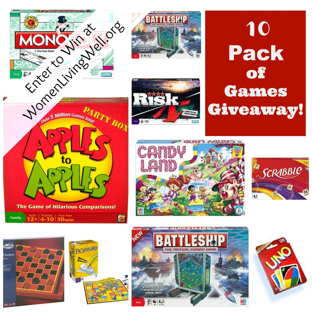 10 pack giveaway of games 2