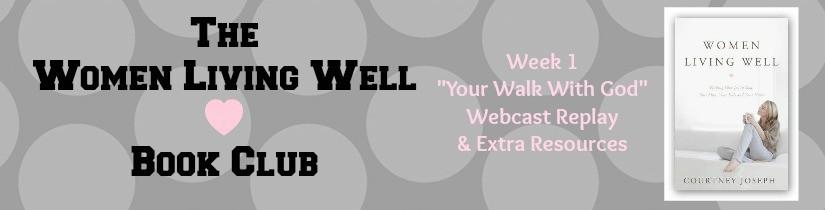 Book Club header Week 1 Webcast - Resources