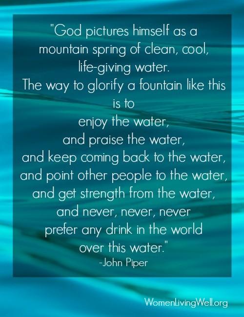 John Piper Quote