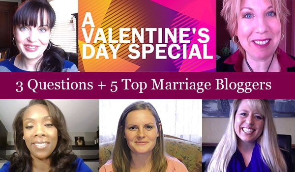 Valentine's Day Special 5 Marriage Bloggers