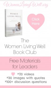 WLW Book Club Free Materials for Leaders