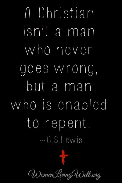 C S Lewis A christian