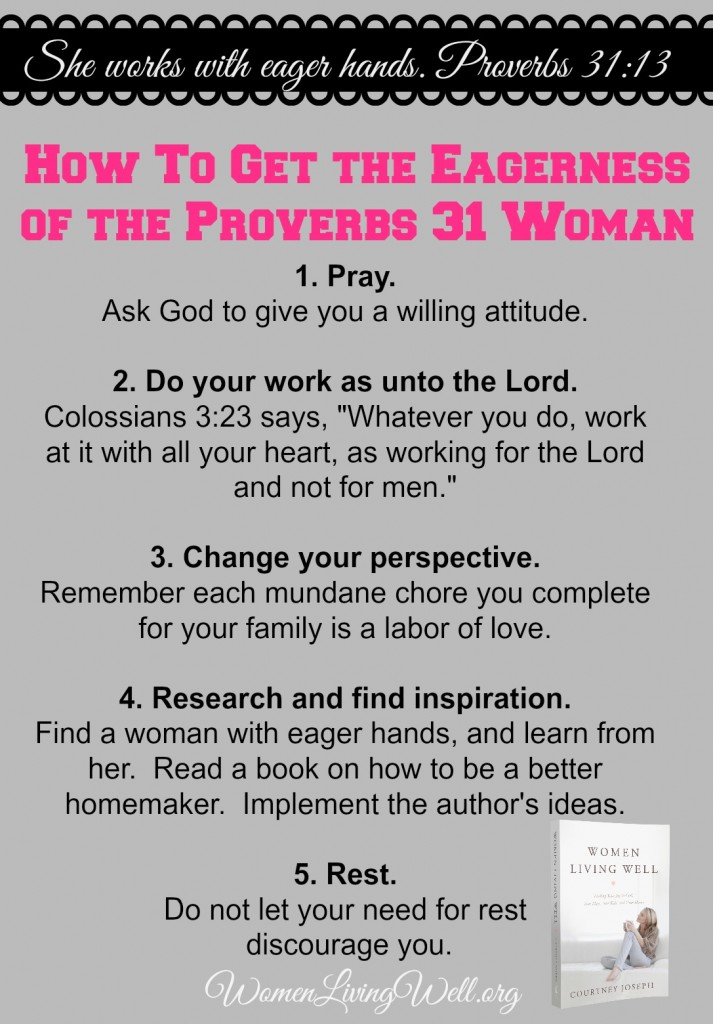 How to Get the Eagerness of the P31 Woman