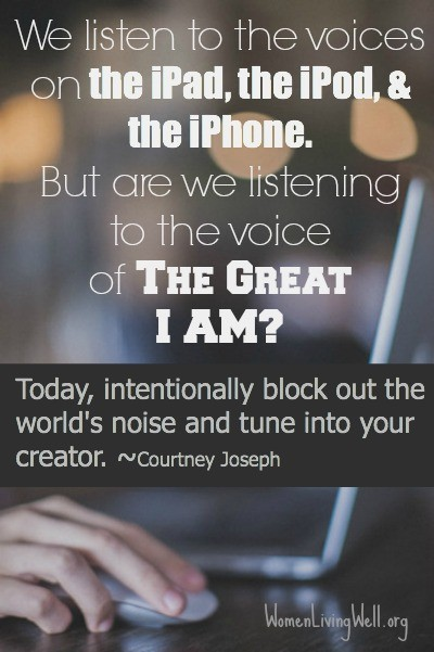 Voices The Great I AM