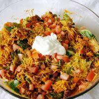 salad easy taco salad
