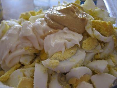 salad egg-cellent egg