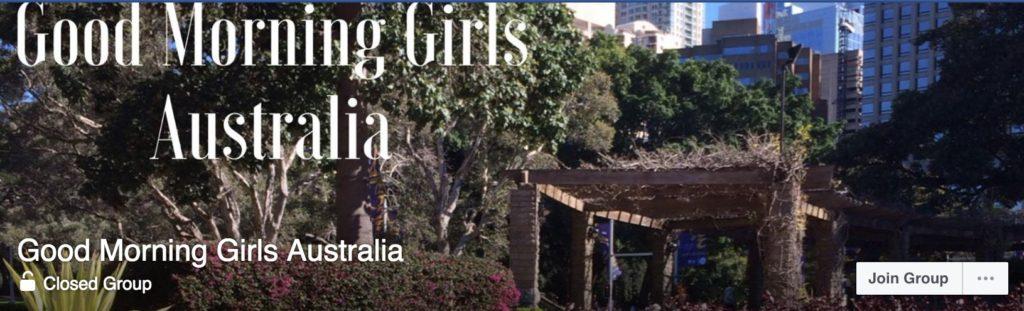 GMG Australia FB Header