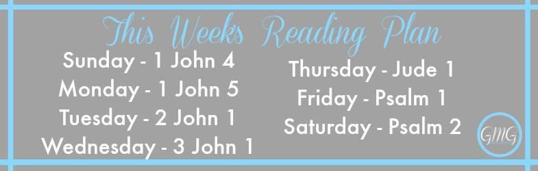 GMG week 4