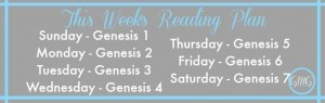 Introducing – Genesis!  Are You In?