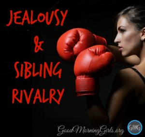 Jealousy and Sibling Rivalry {Genesis 4}