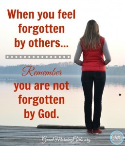 When You Feel Forgotten {Genesis 40}