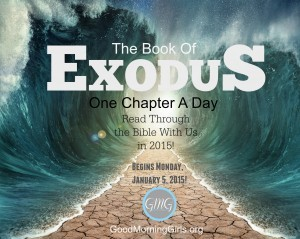 The Book of Exodus One Chapter a Day!
