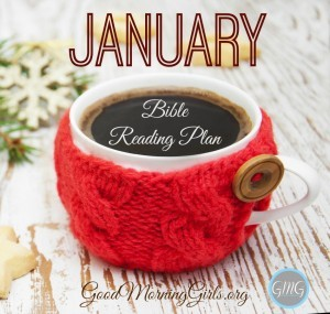 January Bible Reading Plan, Workbooks, New Schedule & The Forum is Open!