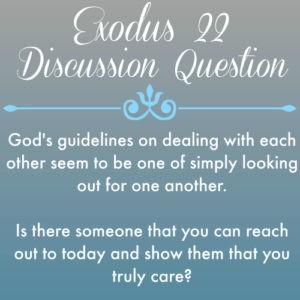 Exodus 22