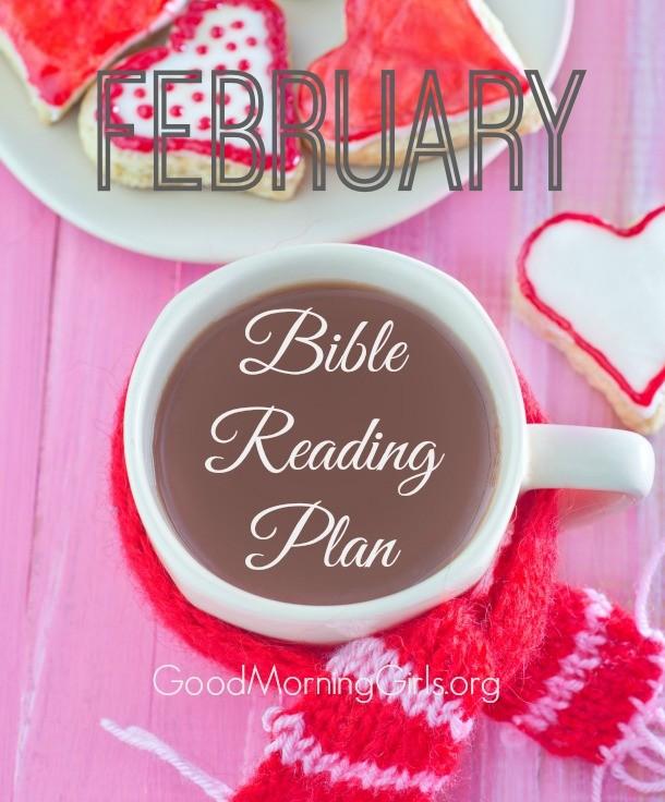 February Bible Reading Plan