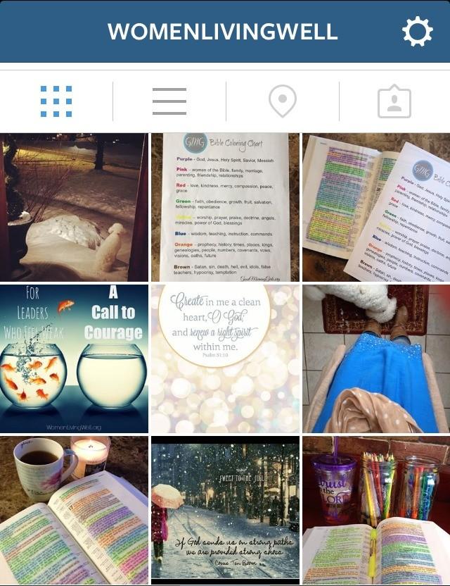 Instagram week 4 exodus