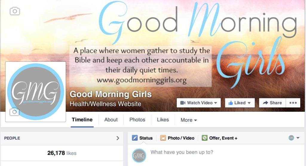 GMG Facebook Page
