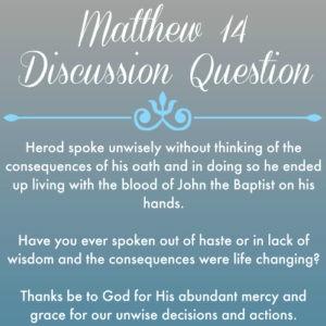 Matthew14