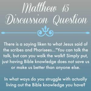 Matthew15