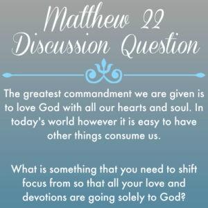 Matthew22