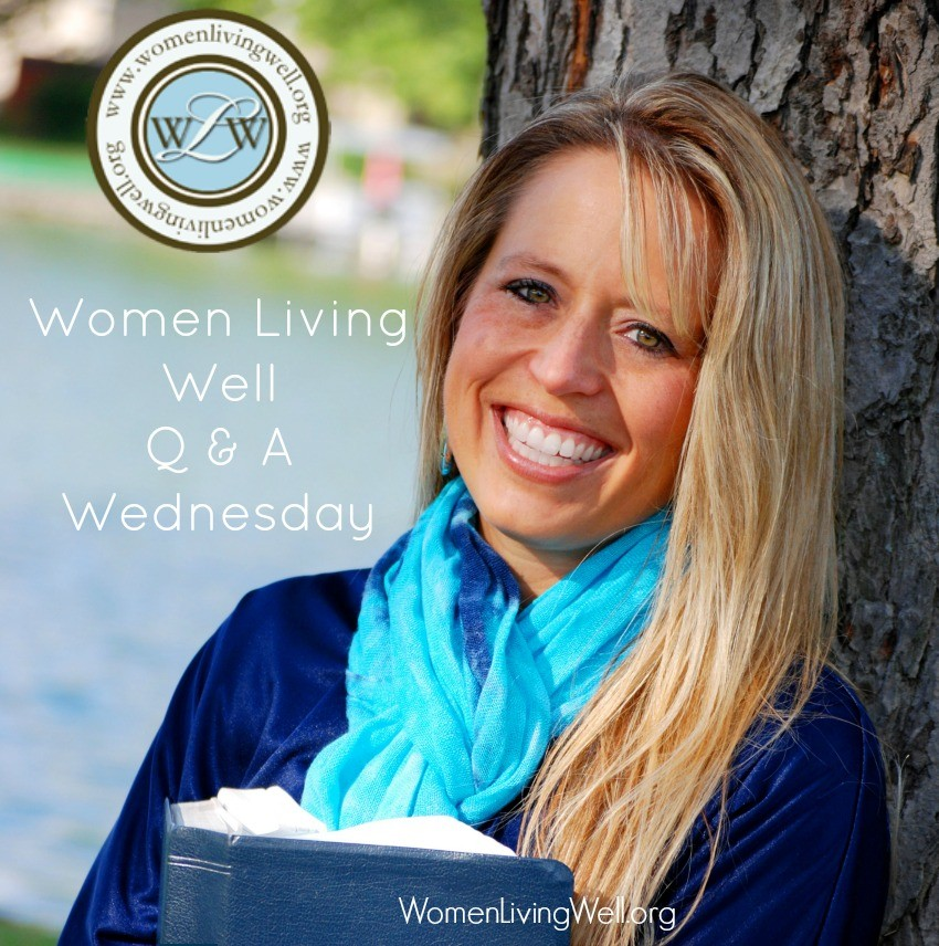 WLW Q & A Wednesday
