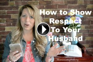 How to show respect 3