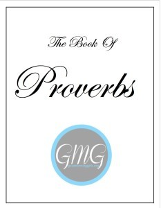 Proverbs eJoural cover