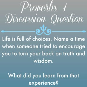 Proverbs1