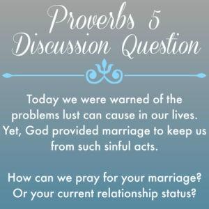 Proverbs5