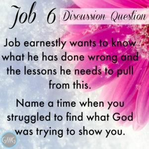 Job 6a