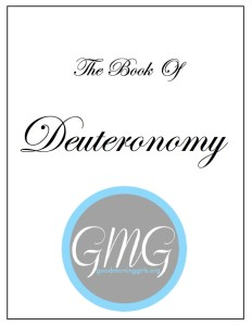 Deuteronomy short eJournal cover