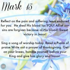 Mark 15