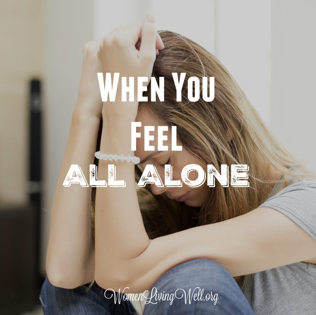 When You Feel All Alone