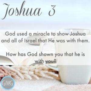 Joshua 3