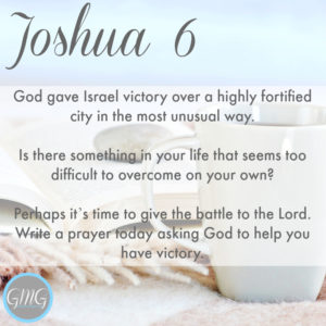Joshua 6