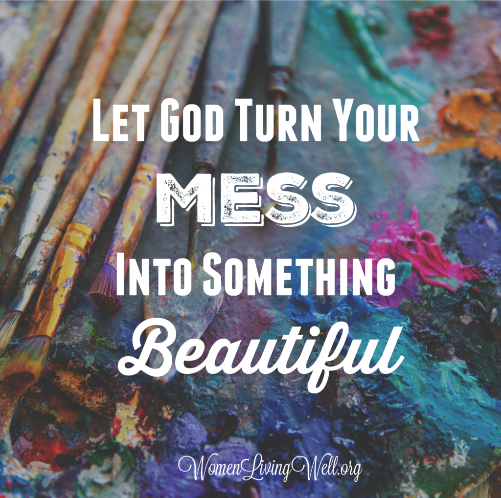 Beautiful Mess: Bible Study :)