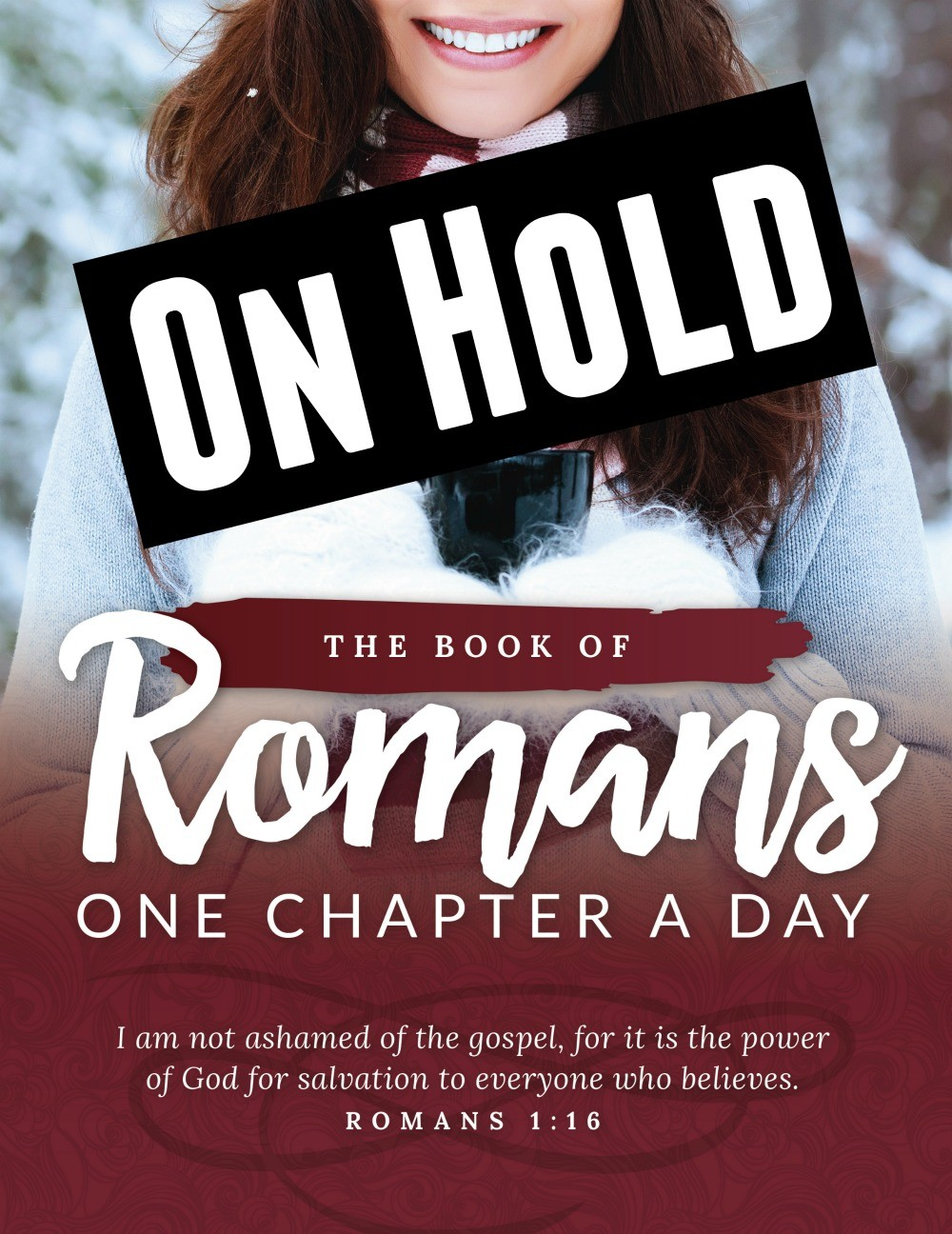 the-book-of-romans-on-hold