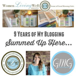 9 Years of Of My Blogging Summed Up Here…