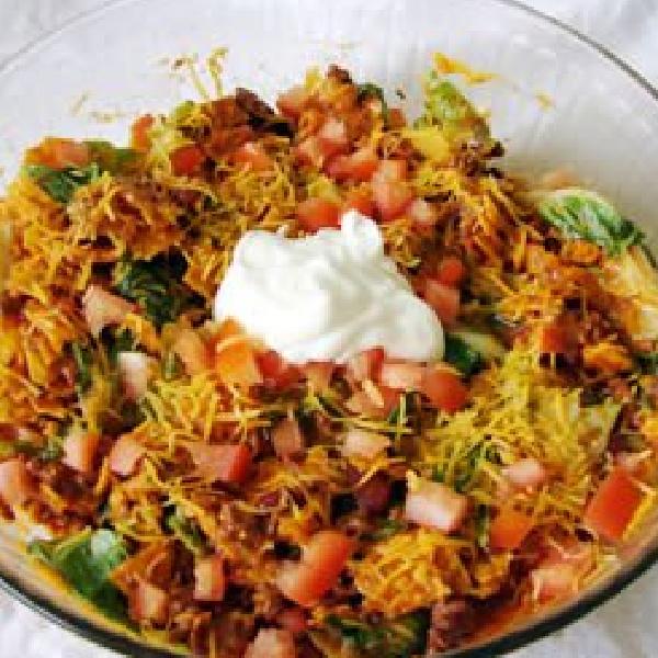 Tasty Tuesday – Easy Taco Salad