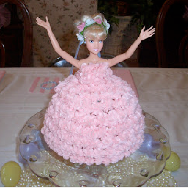 Tasty Tuesday: How to Make a Princess Cake