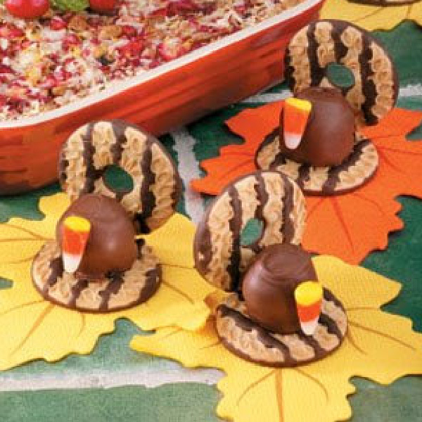 Tasty Tuesday: Simple Turkey Cookies