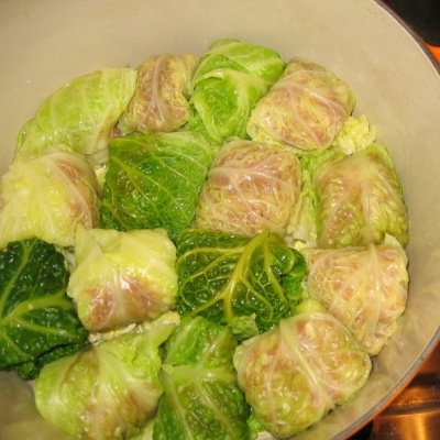 Tasty Tuesday: How to Make Cabbage Rolls