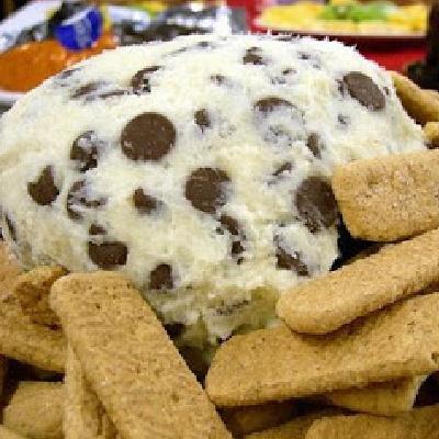 Tasty Tuesday: Chocolate Chip Cheeseball