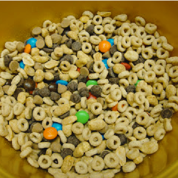 Tasty Tuesday: Monster Mix Perfect for the Kids!