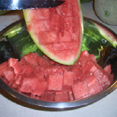 Tasty Tuesday: How To Cut A Watermelon